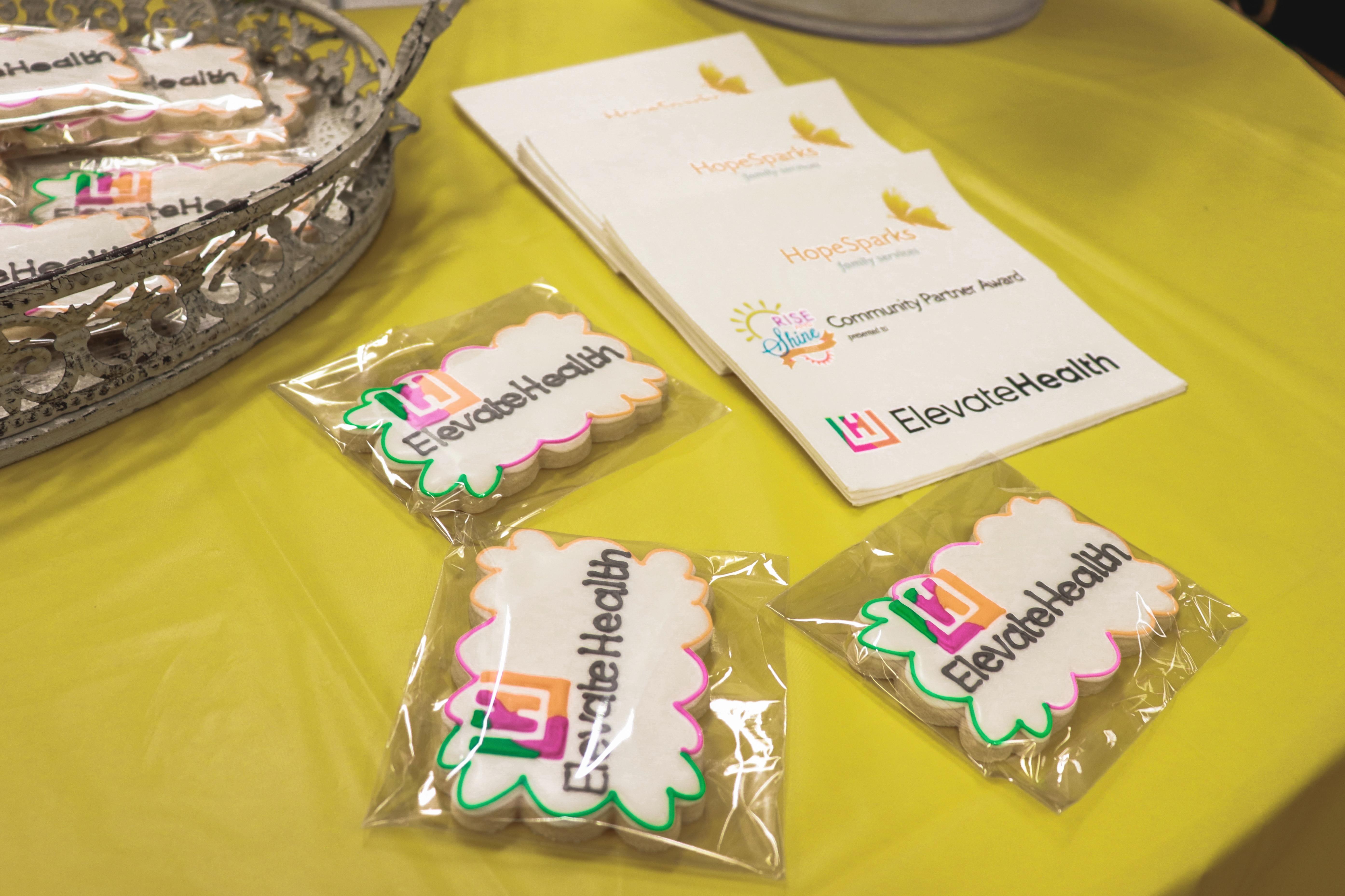 Elevate Health Cookies
